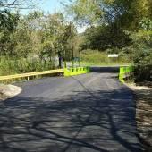 Mejoras a carretera y puente