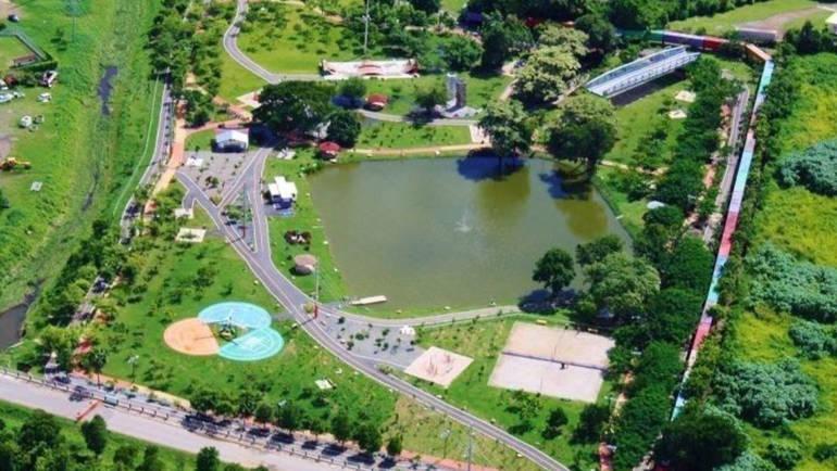 """Urban Park Enrique """"Quique"""" Lucca"""