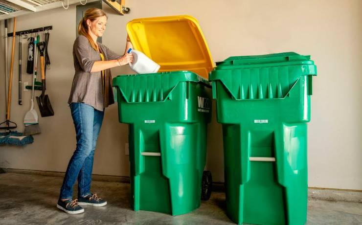 Programa de Reciclaje y Saneamiento